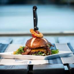 Knarren burger